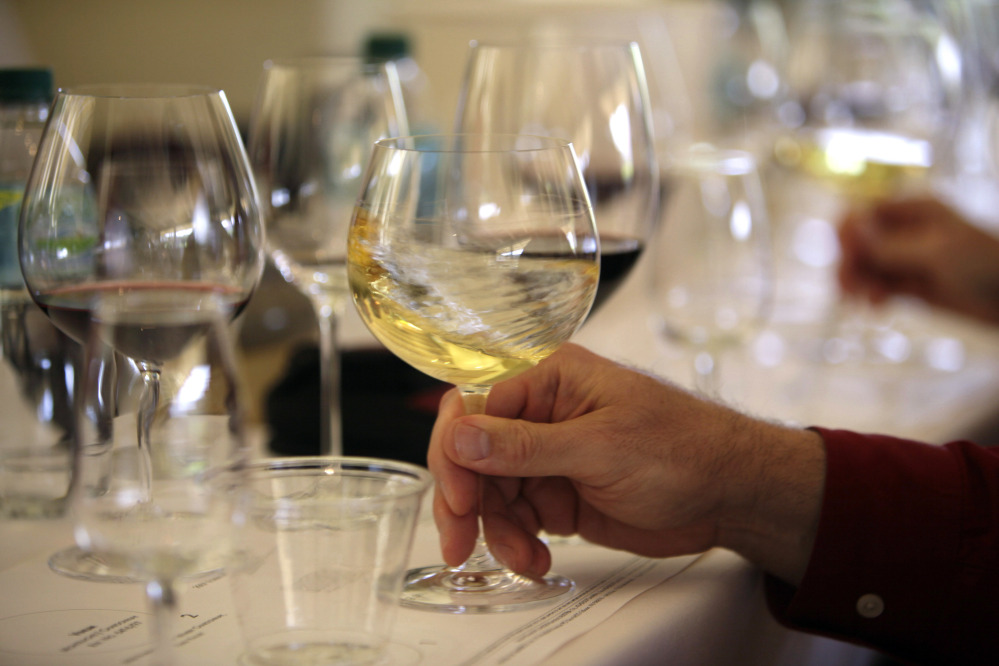 White wine from central Italy holds its own against summertime flavors. The Associated Press
