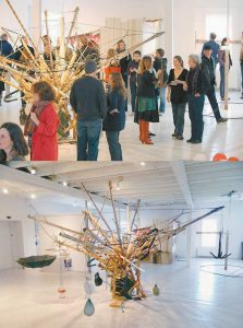 """IMAGES FROM the """"Resisting Entropy II"""" event in 2013."""