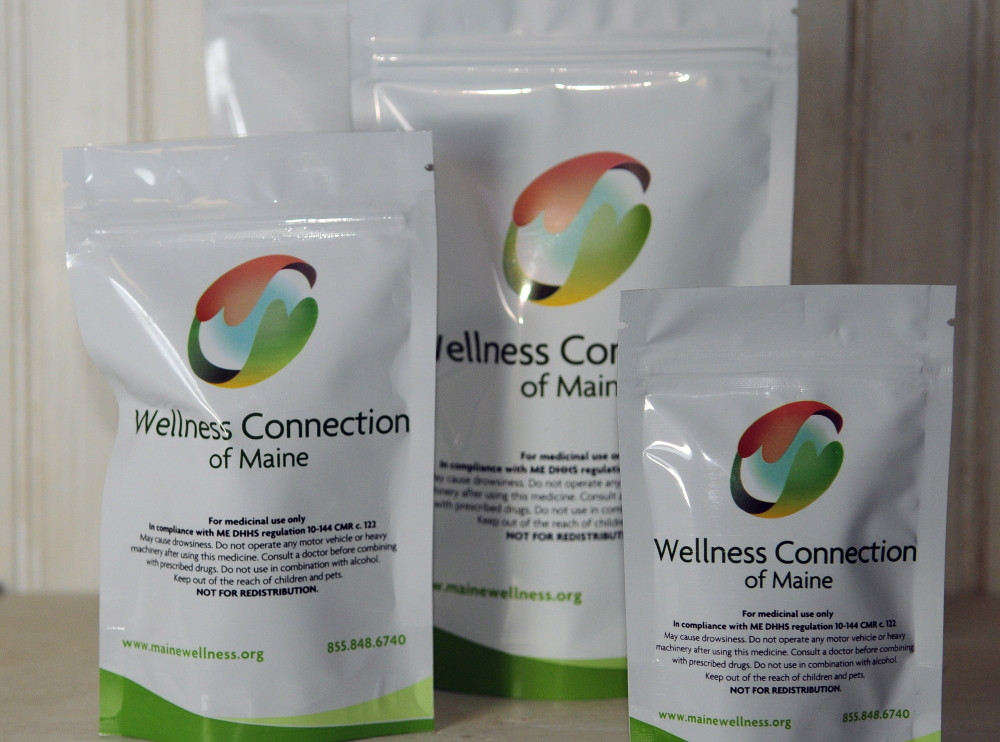 Wellness Connection of Maine operates four dispensaries and could benefit if the state legalizes marijuana for recreational use.
