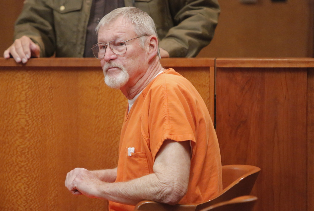 """The murder conviction of Merrill """"Mike"""" Kimball was upheld by the Maine Supreme Judicial Court on Tuesday."""