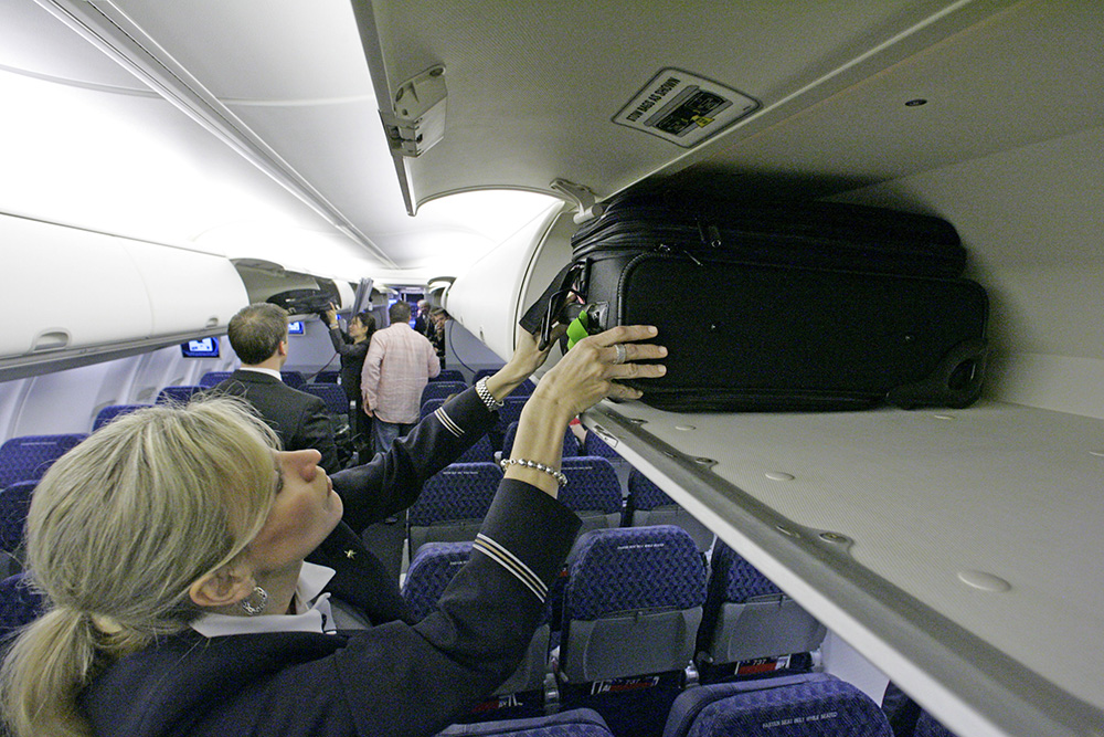 Airlines Consider Shrinking Size Limit For Free Carry On Bags Portland