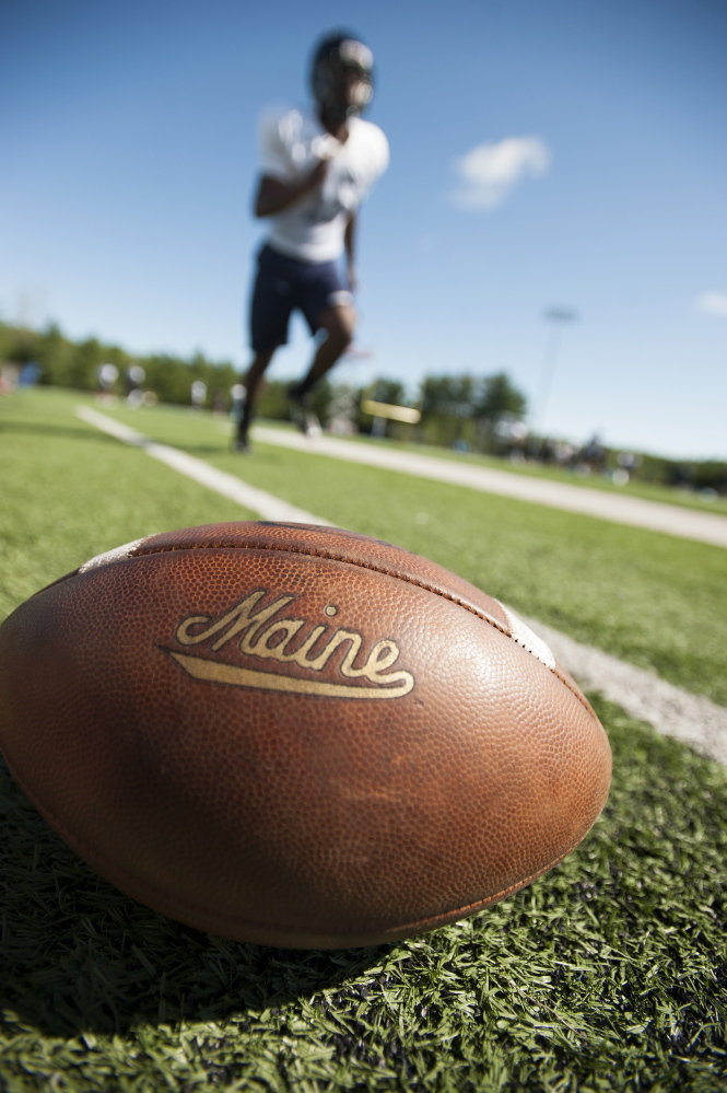University of Maine recruiters agree that the immediate goal is to persuade young athletes to give Orono a chance. Once they experience life on campus, visiting with parents, the selling becomes easier.