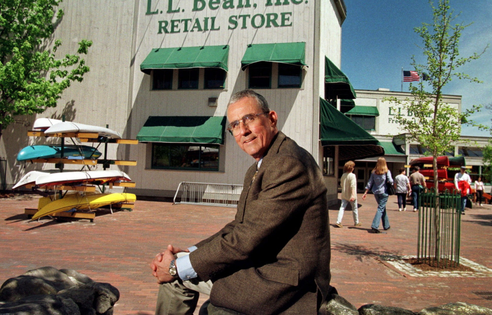 Leon Gorman, who died Thursday, created a record of business innovation and good corporate citizenship toward customers, employees and community that will be hard to replicate in a profit-driven society.