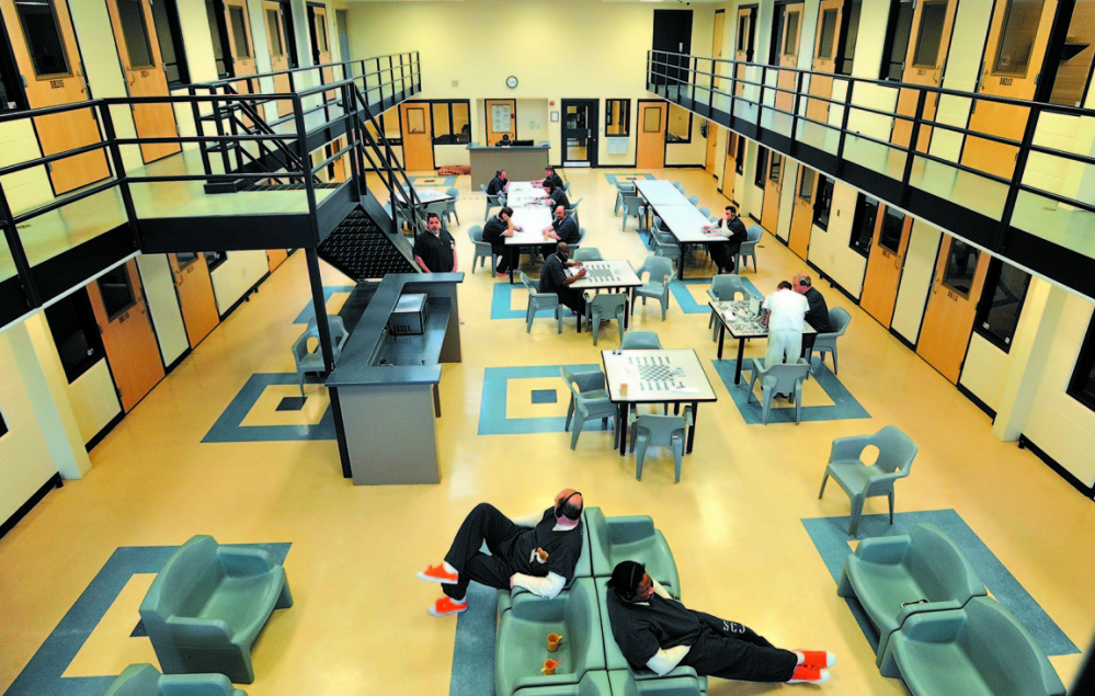 Our View: Maine should have one system for jails - Portland Press