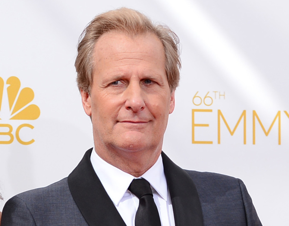 "Jeff Daniels will star in the the play ""Blackbird"" next year opposite Michelle Williams. Previews begin Feb. 5 at the Belasco Theatre. (Photo by Jordan Strauss/Invision/AP, File)"