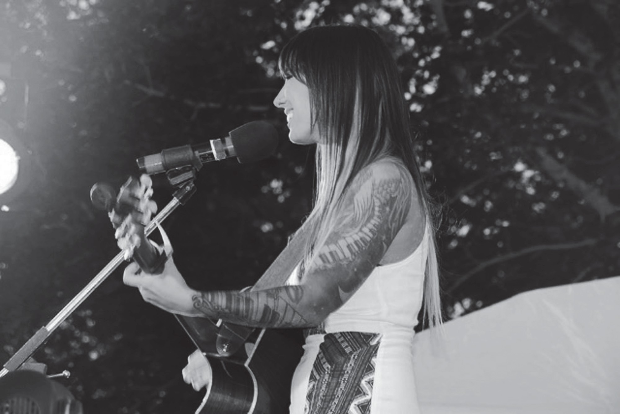 Jillian Jensen is scheduled to perform in a concert to benefit the anti-bullying program at Line Elementary School in Limerick on Columbus Day, Oct. 12.