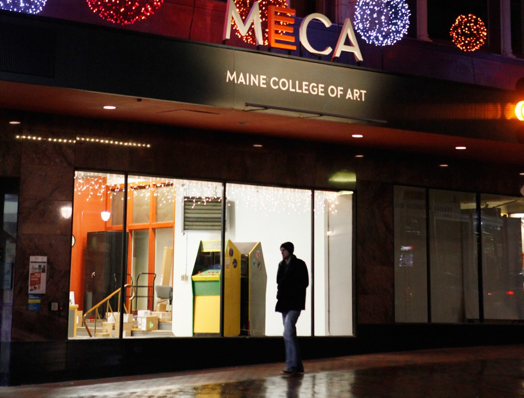The Maine College of Art in Portland will receive $300,000 in grants over the next three years to upgrade four crafts programs.