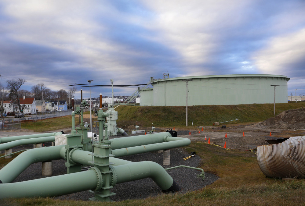 South Portland has denied a request from the Portland Pipe Line Corp. for a 42 percent reduction in the $44.7 million assessed value of its real estate and personal property across the city.