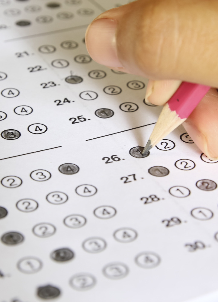 Student assessment tests should be carefully vetted, says a reader, who urges Maine too delay implementation of a new test.
