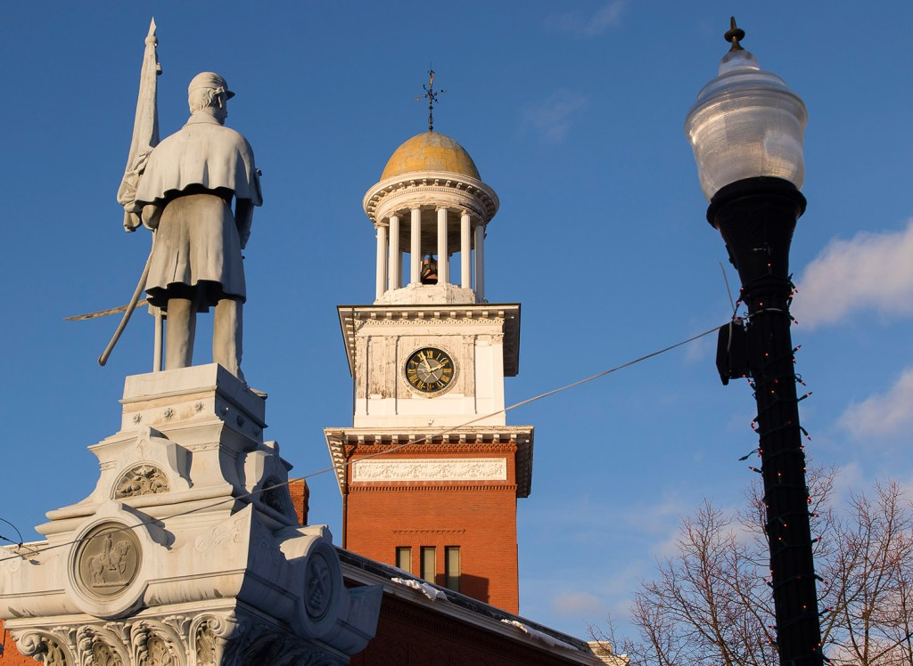 Biddeford has won a $150,000 historic preservation grant to help restore the historic clock tower on City Hall.