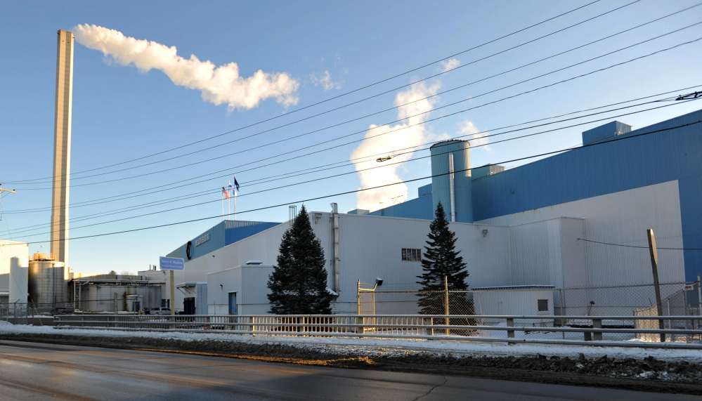 State leaders met Tuesday morning to discuss the impending shutdown of the Madison Paper Industries mill.