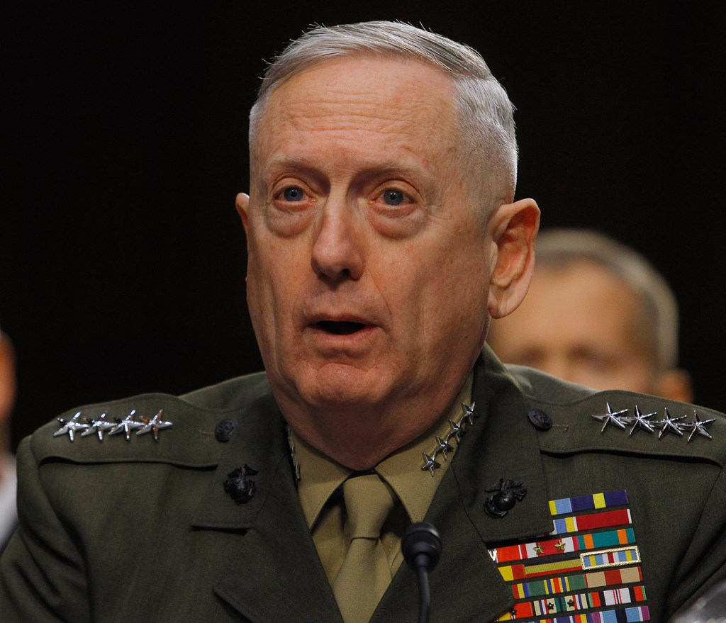 U.S. Marine Corps Gen. James Mattis is the object of a campaign that is strategizing how to take over the White House, according to accounts making the rounds on social media. Improbable? Yes, but then look at this campaign season.