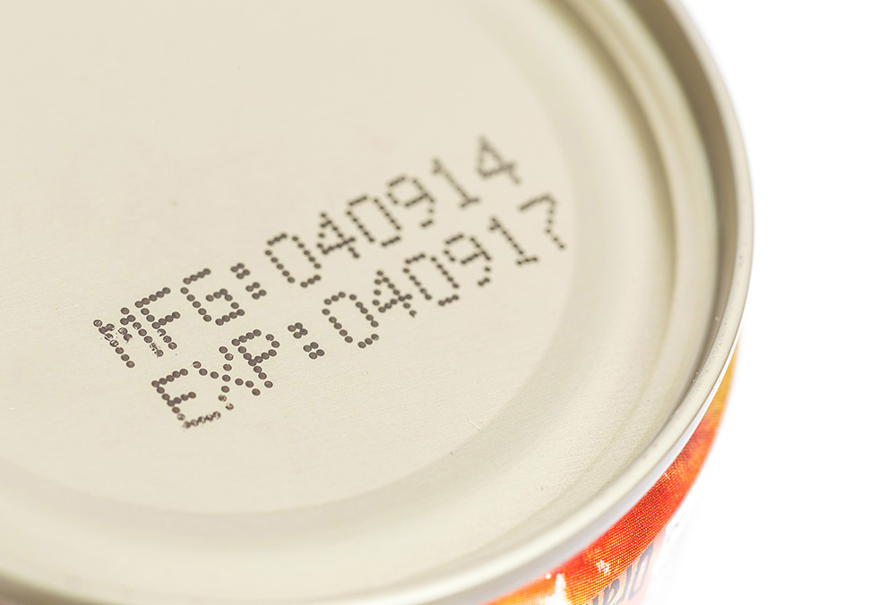 A uniform national date labeling system would  cut down on  confusion and reduce food waste, the bill's sponsors say. Shutterstock photo