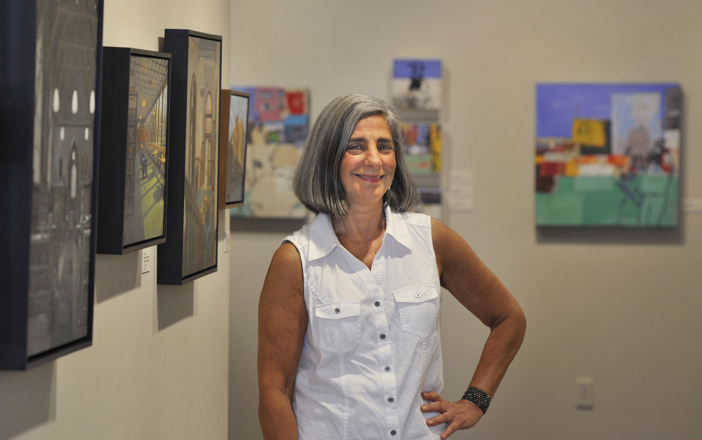 """Peggy Greenhut Golden has sold Greenhut Galleries. """"Greenhut has been my child,"""" she said. """"She's 40 years old now. It's time she left the house."""""""