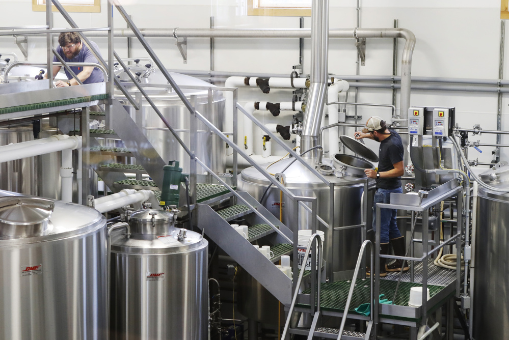 With its national reputation growing, Maine Beer Co. thinks its 6,000-square-foot brewery and tasting room is too small, so it plans a 20,300-square-foot building for brewing, bottling, storage and other functions.