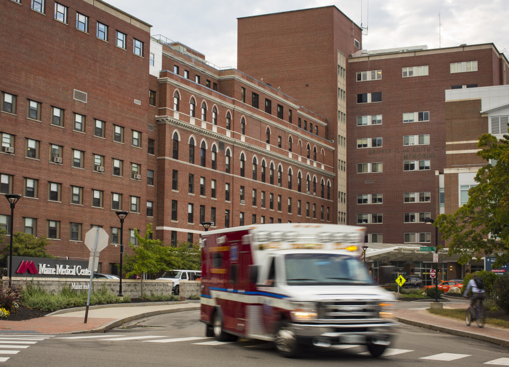 The expansion at Maine Med's main campus would eliminate some of the 303 double-occupancy rooms in favor of single rooms, which offer benefits that may include improved health outcomes.