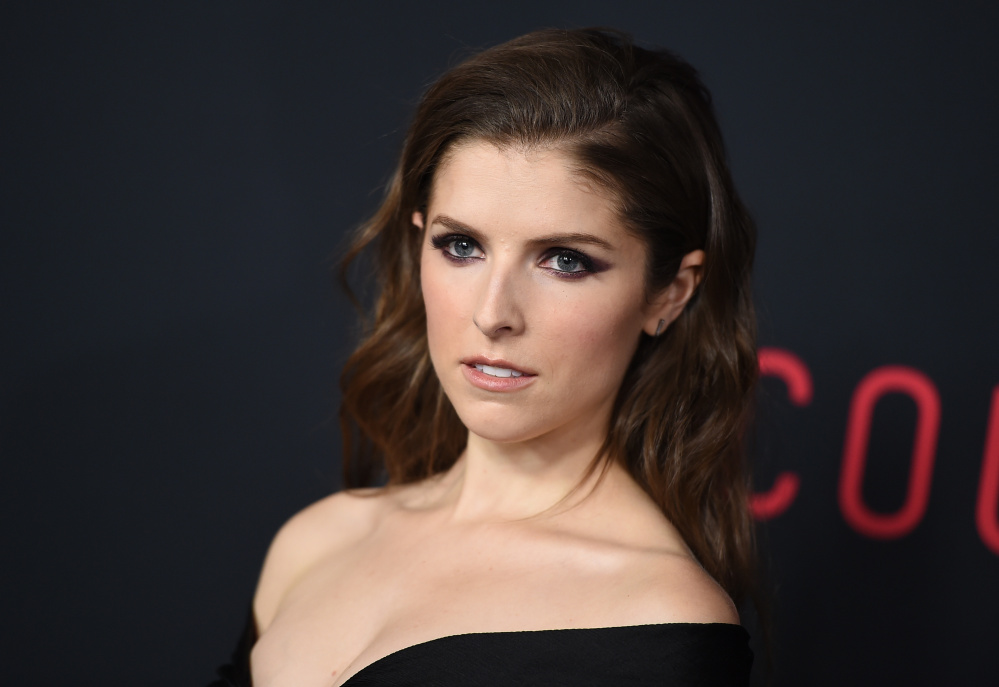 "Anna Kendrick arrives at the world premiere of ""The Accountant"" at the TCL Chinese Theatre on Oct. 10 in Los Angeles."