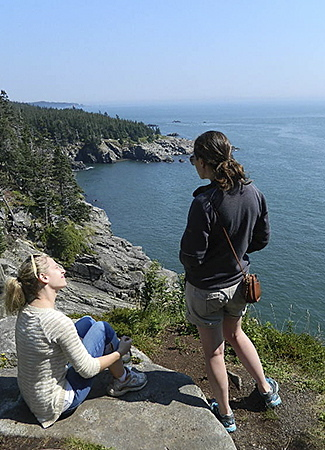 Monhegan Island has come to symbolize Maine's rugged beauty and a simpler way of life.