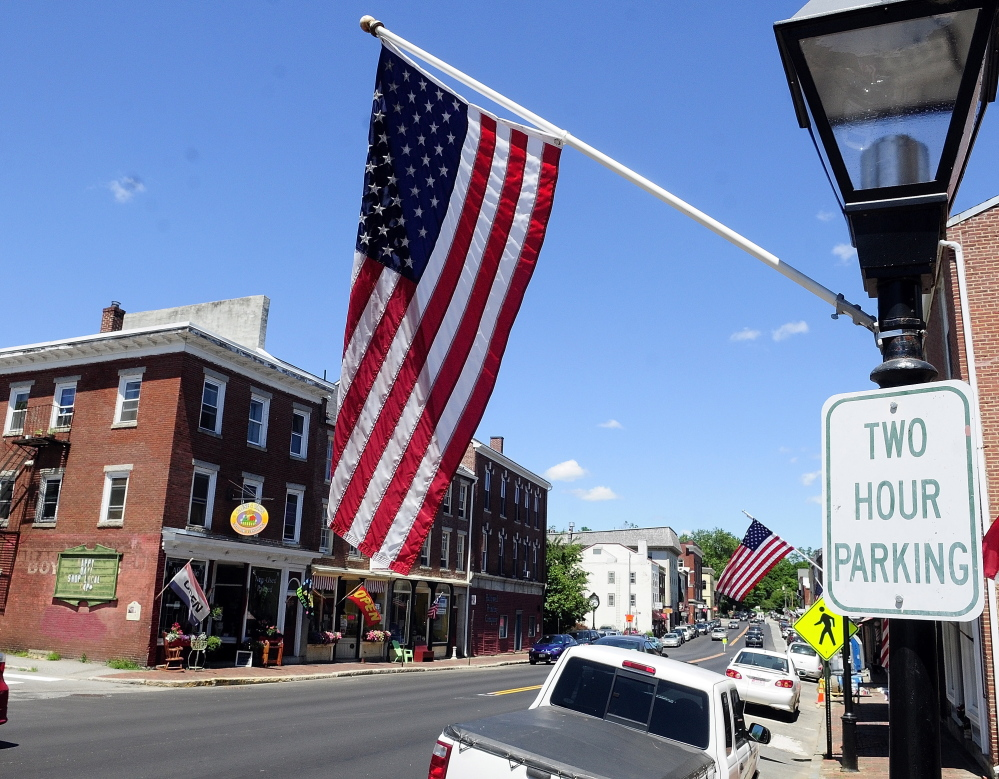 Hallowell City Council on Monday was scheduled to discuss what impact the legal use of recreational marijuana could have on the city.