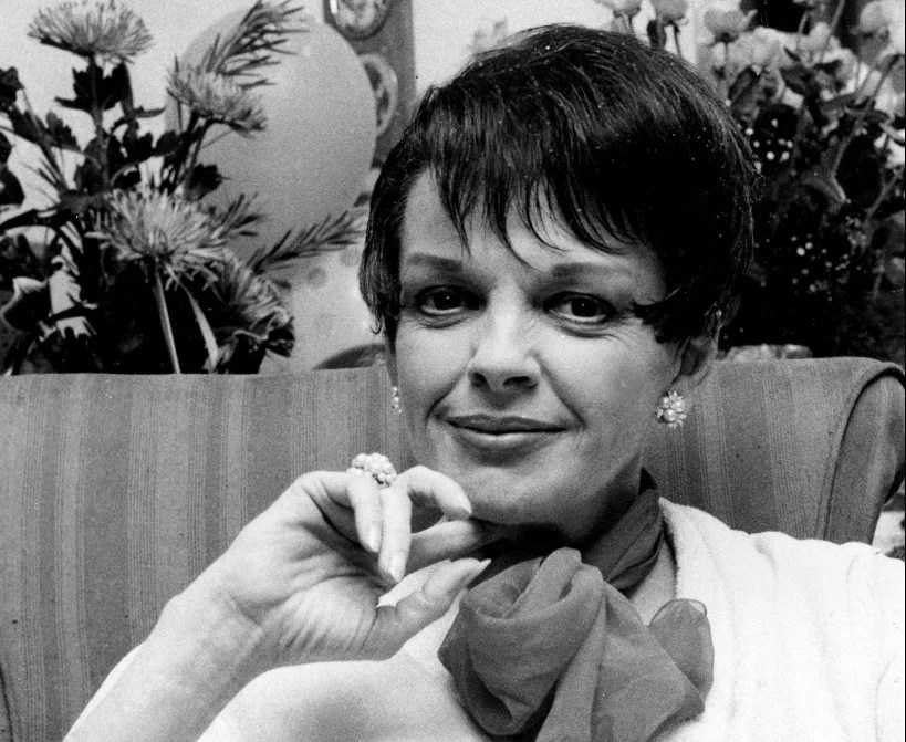 Judy Garland, shown in 1967, died two years later. Her remains have been long held in a crypt in a New York cemetery.