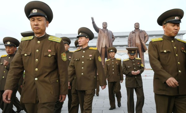 Military drills, tough talk highlight rising tension over ...