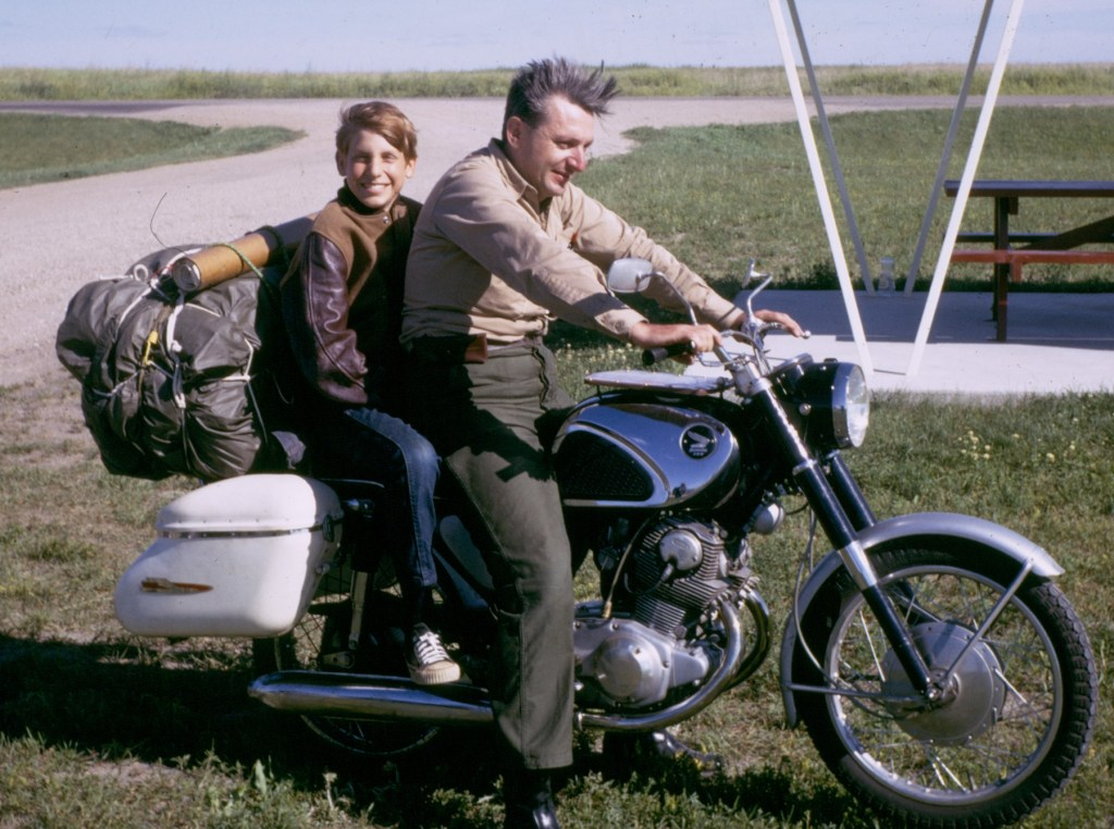 "A motorcycle trip that Robert Pirsig and his 11-year-old son, Chris, made through the Northwest in 1968 is the basis for ""Zen and the Art of Motorcycle Maintenance."" Pirsig, 88, dies in April at his South Berwick home."