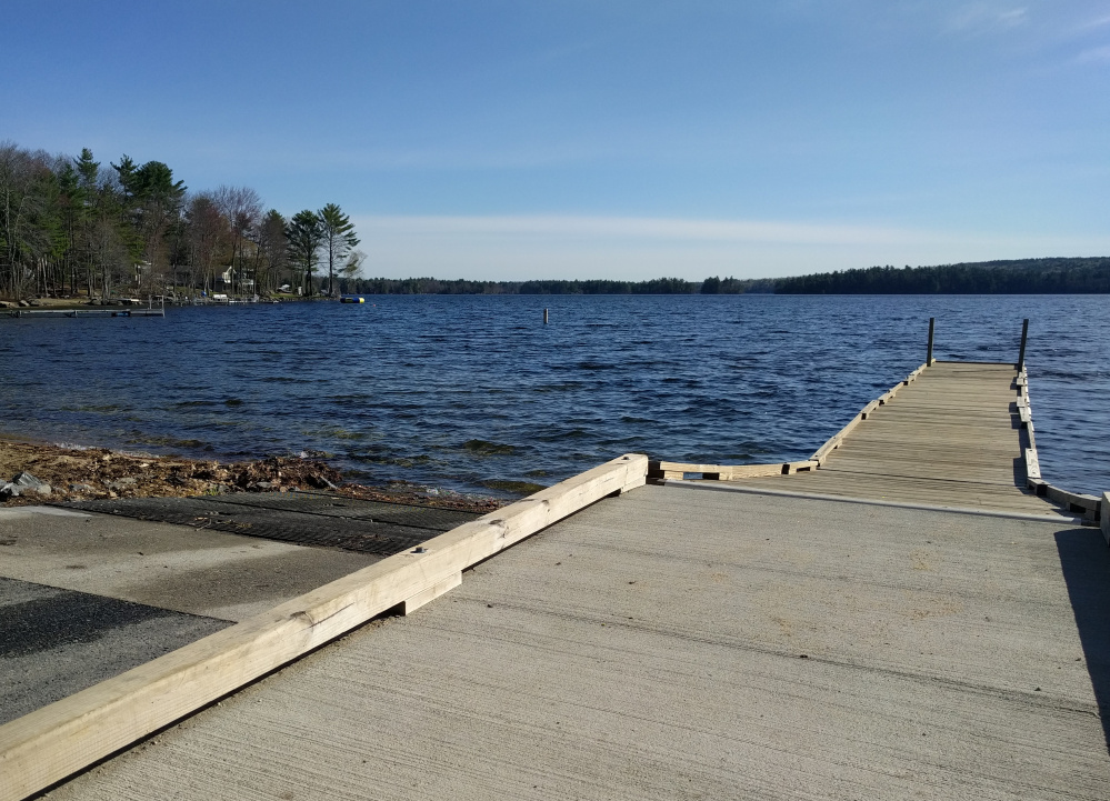 A good kayaking option on a hot, sweaty day – and yes, those days will be here soon – is Little Sebago Lake, where you can paddle, swim and just enjoy.
