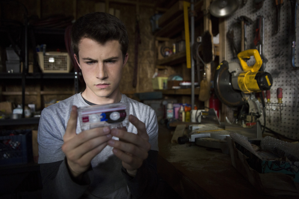 """13 Reasons Why"" has alarmed some educators and mental health experts."