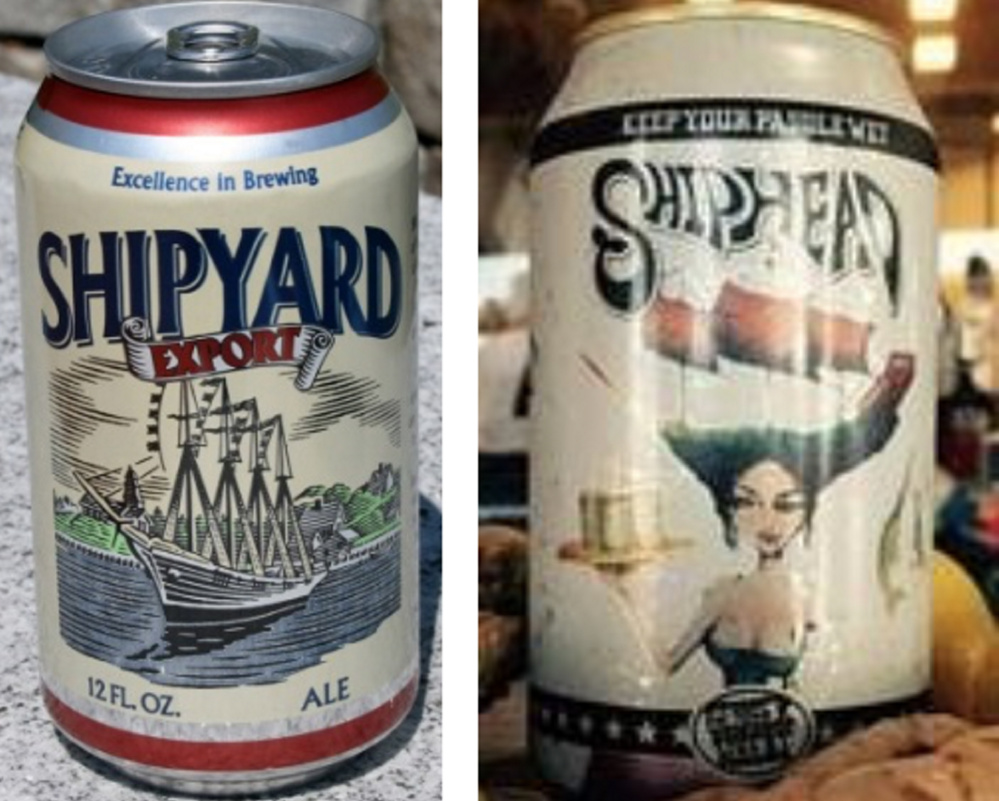 Judge dismisses part of Shipyard lawsuit against Missouri brewer