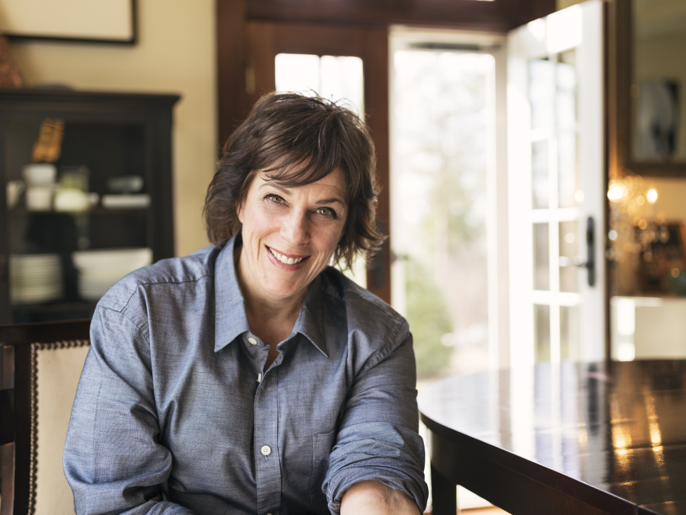 Celebrated chef and new memoirist Barbara Lynch.