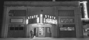 THIS PHOTO shows the State Theater in Central City, Nebraska.