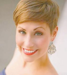SOPRANO SOLOIST Rachele Schmiege will perform with the MSO this weekend as the orchestra closes out its season.
