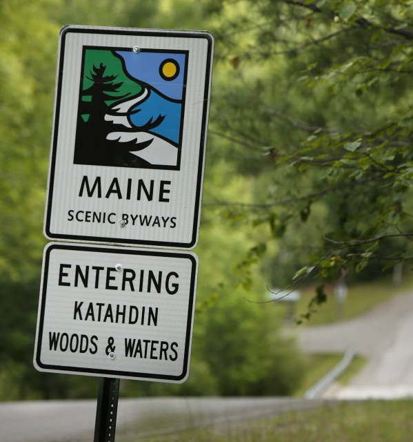 U.S. Interior Secretary Ryan Zinke will visit Katahdin Woods and Waters National Monument for an agency review.