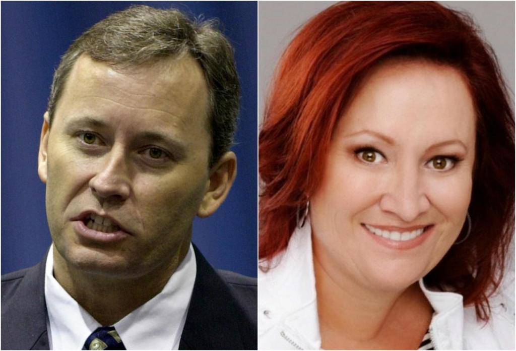 Shawn and Lisa Scott are the two major backers of the campaign to win voter approval to build a casino in York County.