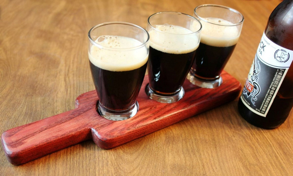 Have A Real Beer Flight Tasting In Your Own Home