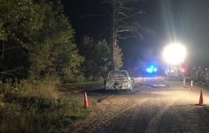 State police say it was 44-year-old Jerry Kiesow, formerly of Richmond, who died when his pickup truck caught fire in Richmond early Saturday morning. PHOTO COURTESY OF RICHMOND POLICE DEPARTMENT