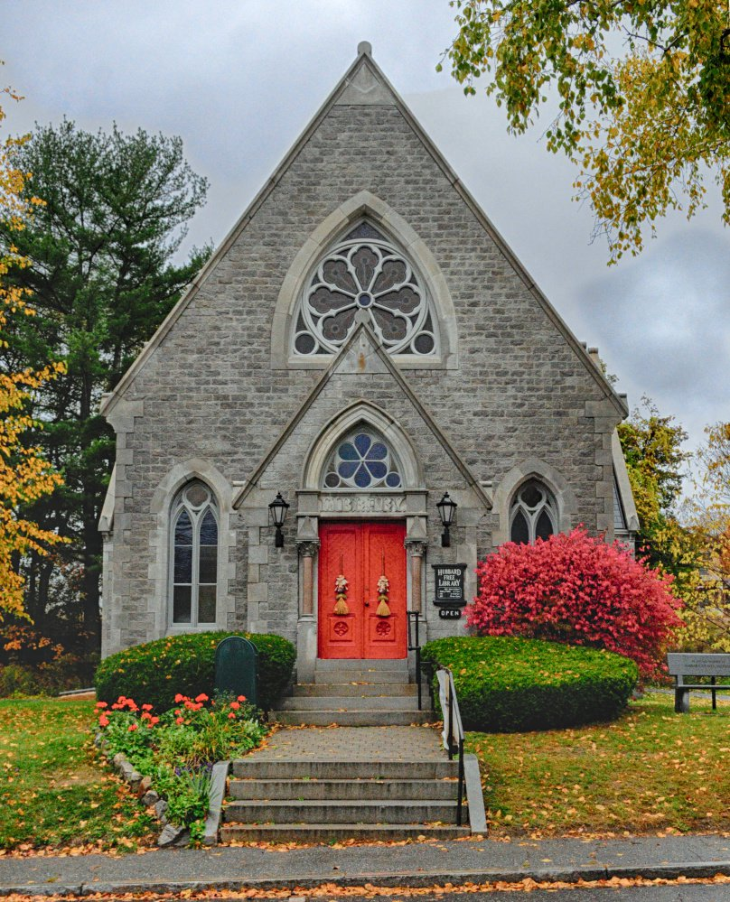 Hallowell's historic Hubbard Free Library needs to find a new way to fund its operations, board members said this week.