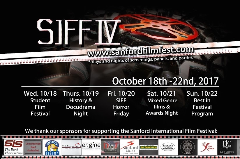 Sanford International Film Festival kicks off Oct. 18 and winds down Oct 22. Upwards of 90 films from her and abroad will be screened. COURTESY IMAGE/SIFF