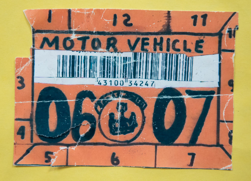 State Cracking Down On Fake Vehicle Inspection Stickers