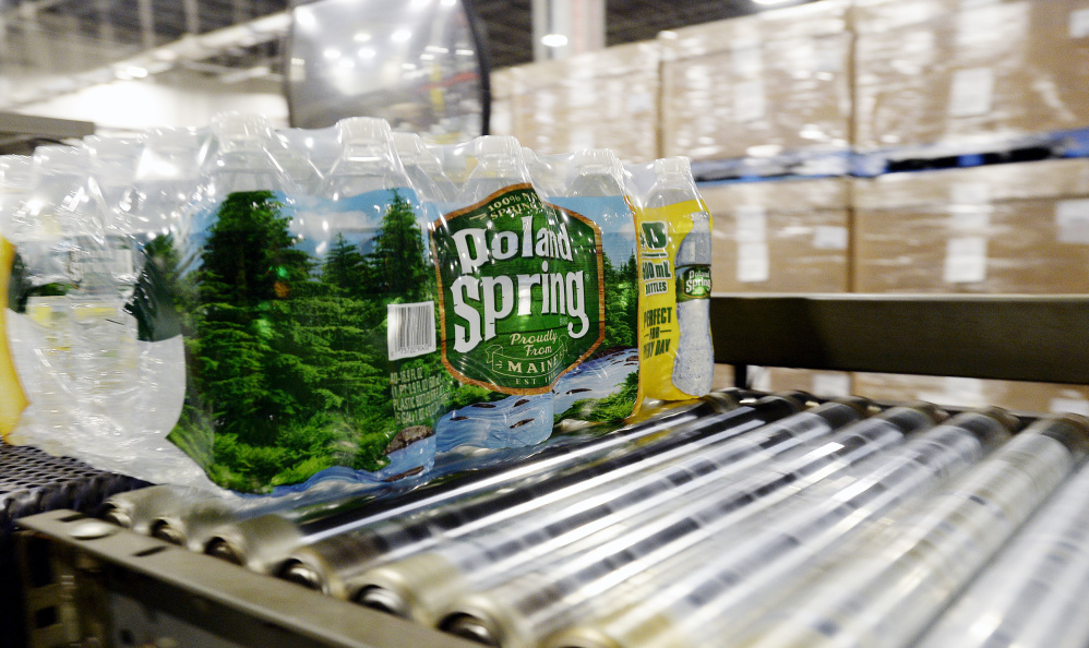 Poland Spring expects to add 40 to 80 jobs at its next bottling plant.