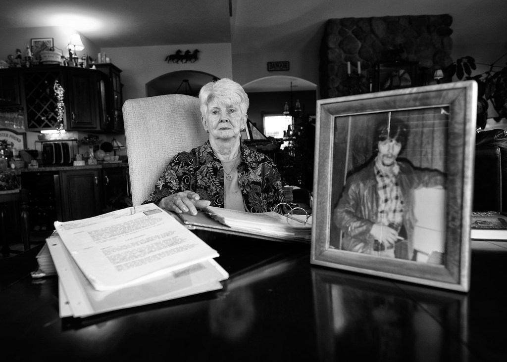 36 years later, she's still looking for the truth about her son's