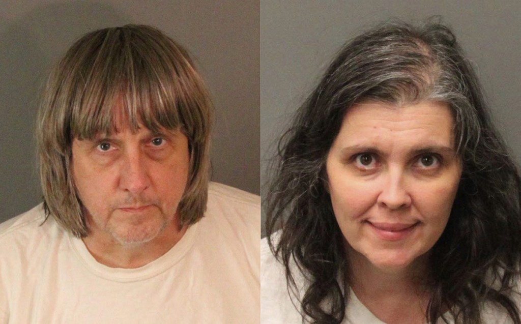David and Louise Turpin have pleaded not guilty to multiple counts of torture and false imprisonment dating to 2010.
