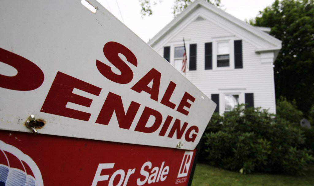 Maine home prices jumped 5 3% in January - Portland Press