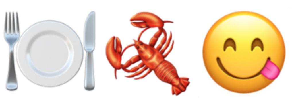 The image of the lobster will be added to available emojis this year.