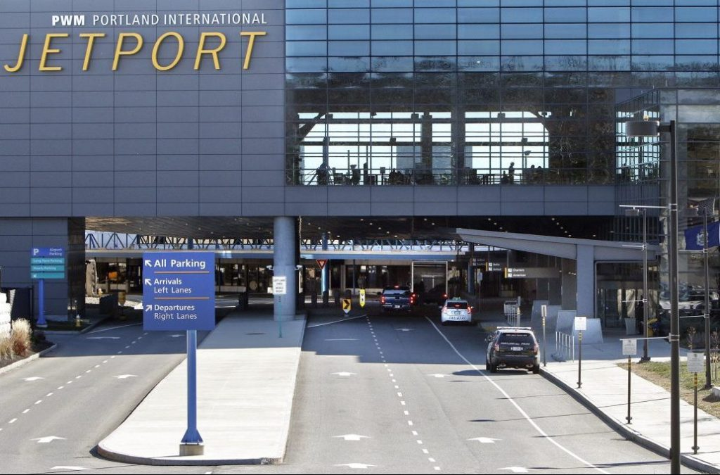 The Portland International Jetport has lost 400 to 1,000 parking spots since May because of maintenance and construction.
