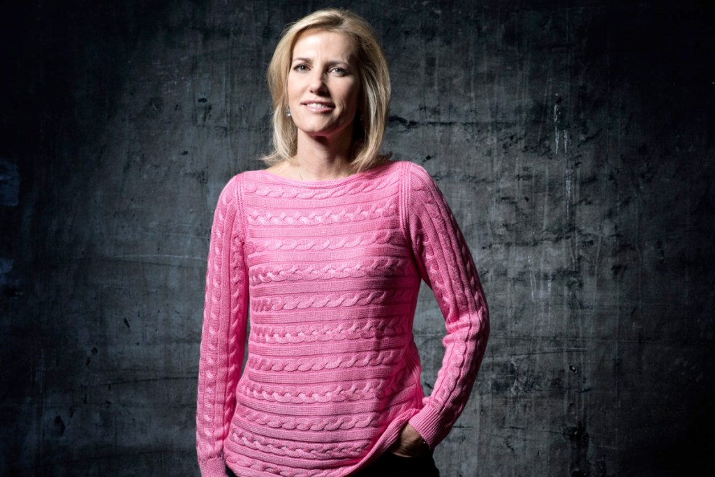 Conservative talk radio host Laura Ingraham.