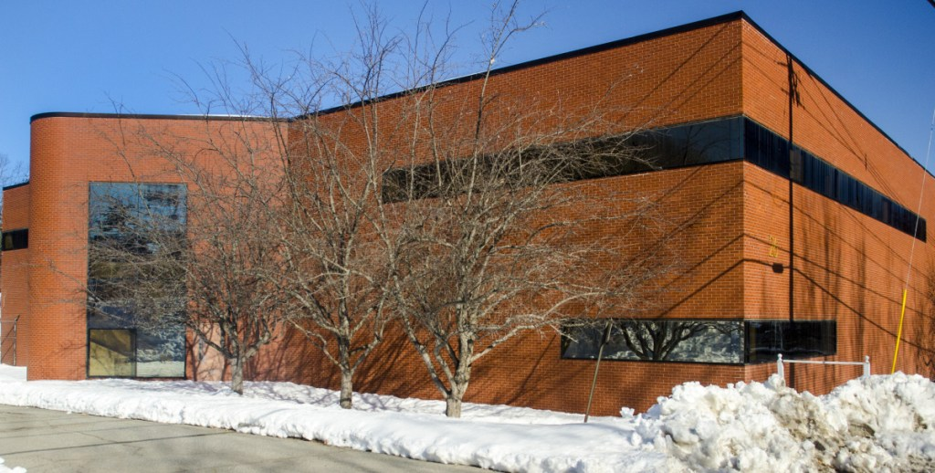 The Maine State Housing Authority plans to relocate from its existing downtown Augusta headquarters into a new building at 26 Edison Drive, seen here Friday.