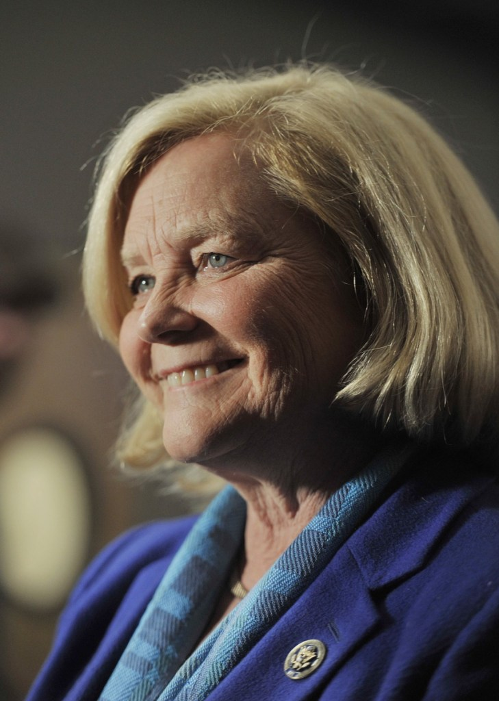 """Arts are a great way to bridge what divides us,"" Rep. Chellie Pingree says."