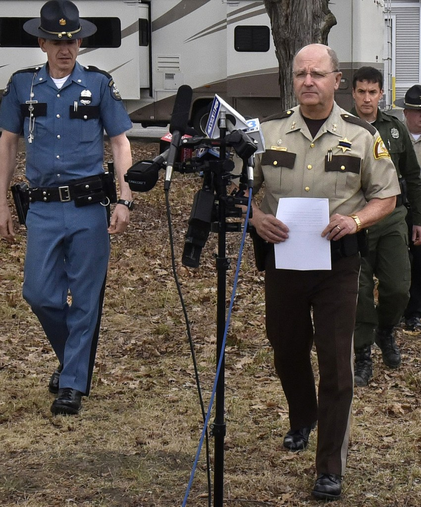 Methodical search kept suspect in officer's killing