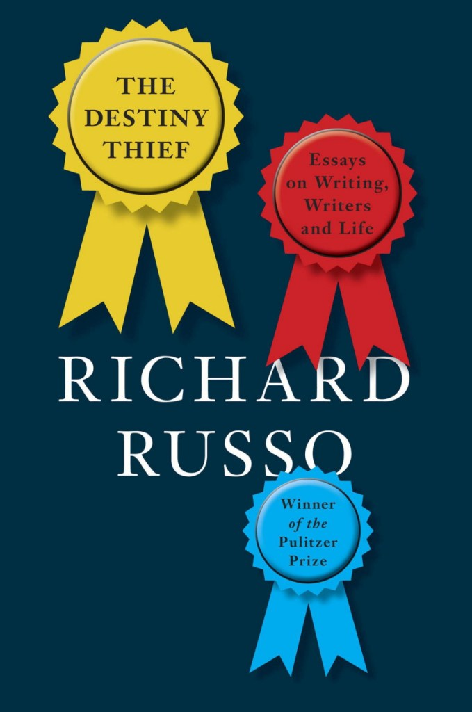 The Destiny Thief' collects Pulitzer Prize-winning novelist